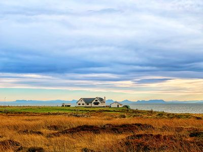 Photo for New Detached house in a secluded village on  Isle of Lewis, 7 mile to Stornoway