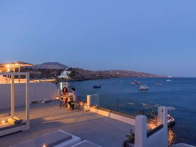Photo for Sublime Villa with sea view
