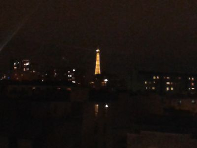 Photo for Suite Two B & B - Eiffel Tower View