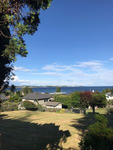 Photo for Ocean view, 3BR prime location suite by the sea