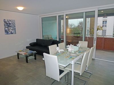 Photo for Apartment in the center of Locarno with Internet, Lift, Parking, Garden (50207)