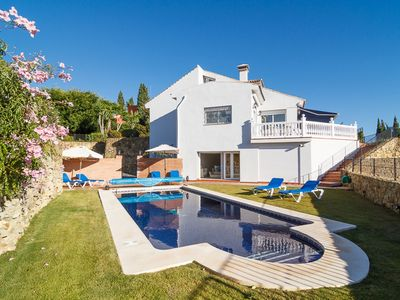 Photo for Stylish, contemporary villa, seated in the heart of Naranjos golf..