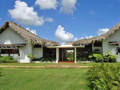 Photo for Casa de Campo - Villa Santuario - luxury 5 bedrooms serviced villa - Travel Keys