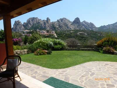 Photo for Casa Fiorella Red Trilo: quiet and panoramic home, near the village center.