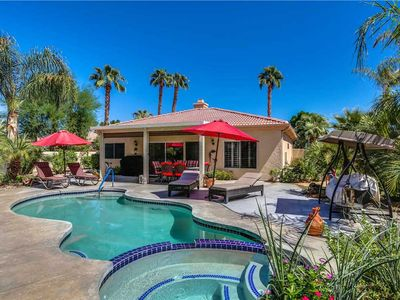 Photo for Totally private desert home in quiet gated Community