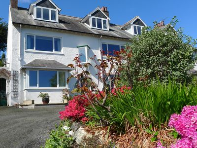 Photo for Aberconwy Cottage - Stunning Elevated Views Across Conwy, including the castle