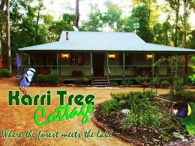Photo for * Karri Tree Cottage *