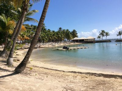 Photo for Marisol apartment, seaside high standing residence - Guadeloupe - le Gosier
