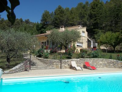 Photo for 1BR Apartment Vacation Rental in Buis les Baronnies