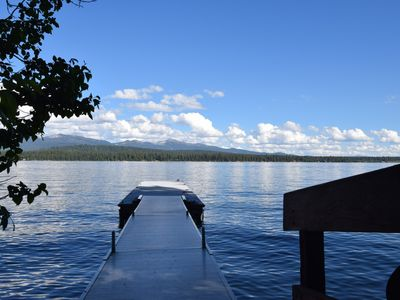 Photo for Beautiful updated Lakefront Cabin on Payette Lake!!