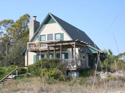 Photo for Ocean Front East Beach House!  PET FRIENDLY