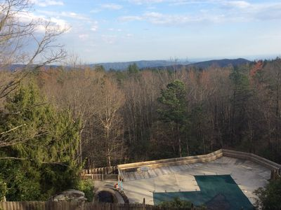 Photo for Mountain Condo with Spectacular View Lake Toxaway