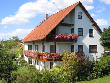Quiet, acc. HOLIDAY `the heart of Franconia, away from traffic,