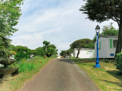 Photo for Vacation home Camping Barataud (IDO310) in Ile d'Oléron - 4 persons, 2 bedrooms