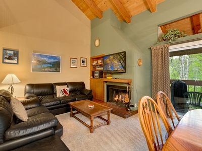 Photo for Evergreen: 3  BR, 2  BA Townhouse in Carnelian Bay, Sleeps 8