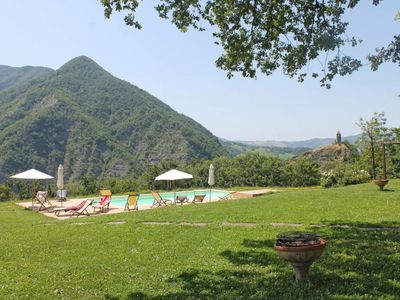 Photo for Apartment Borgo Pianello (LIZ100) in Lizzano In Belvedere - 2 persons, 1 bedrooms