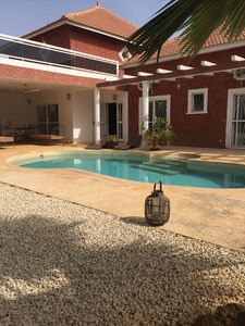 Photo for Comfortable private villa with pool
