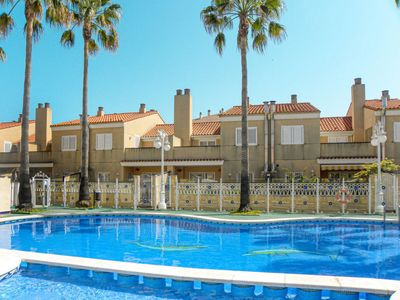 Photo for Vacation home Residencial 2000 (VCI101) in València - 6 persons, 4 bedrooms