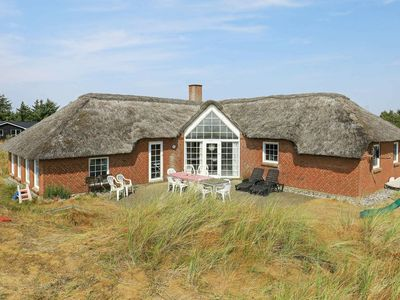 Photo for Classic Holiday Home in Ringkøbing with Swimming Pool