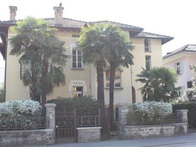 Photo for Holiday apartment Locarno for 2 - 3 persons with 1 bedroom - Historical building