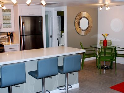 Photo for Relax and Unwind in a Comfortable Remodeled Condo (monthly)