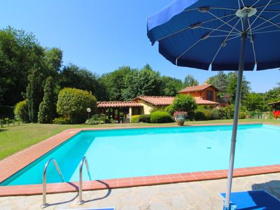 Photo for One bedroom Apartment, sleeps 3 in Piantravigne with Pool and WiFi