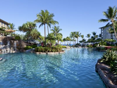 Photo for Westin Villas Ocean View 1 Bedroom unit 3/7-14  only
