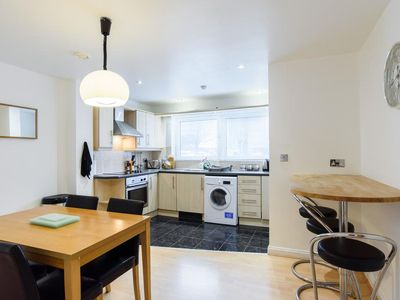 Photo for Facilities of Lush Gated Cardiff Apartment with Pool-Gym-Parking-FastWifi