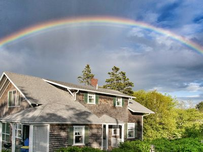 Photo for Authentic Edgartown 5 bedroom Home with Waterview