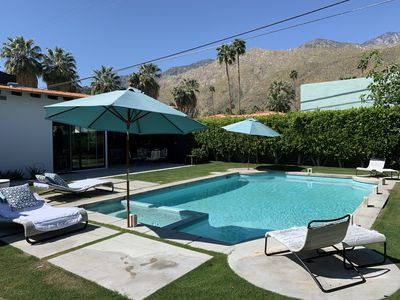 Photo for Private Palm Springs Oasis