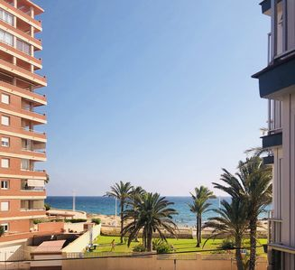 Photo for Perfect apartment with views of the sea