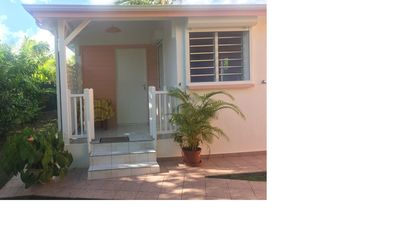 Photo for Bungalow Ixora 25 meters from the beach