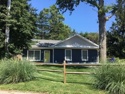 Photo for Charming Family Home, Walk to Beach & Downtown Rehoboth