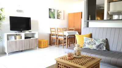 Photo for Apartment 1 Bedroom Praia da Rocha Pool WIFI + AC