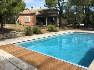 Photo for VILLA AT THE FOOT OF VENTOUX BLAUVAC