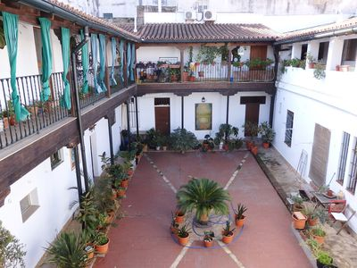 Photo for Apartment in a lovely corral in the beautiful Alameda de Hércules
