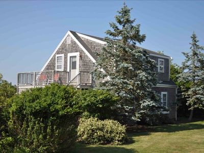 Photo for Siasconset Ocean View Cottage, Walk to the Beach!