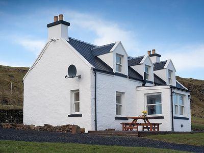 Photo for An Creagan Is A Luxury 4 Star Self-catering Cottage With Spectacular Sea Views