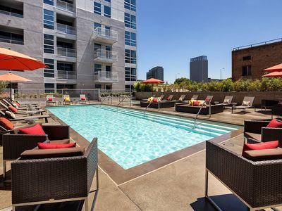 Photo for Beautiful Large Condo Downtown - FREE WiFi FREE Parking