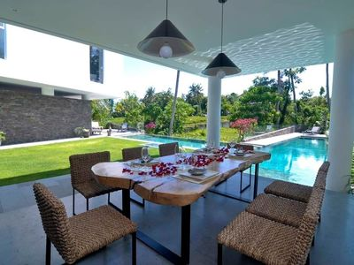Photo for 3BR Villa Canggu Modern Style