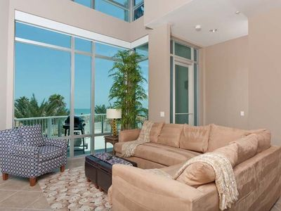Photo for Dreamy 4 Bedroom Beach Front Sapphire Bungalow #109