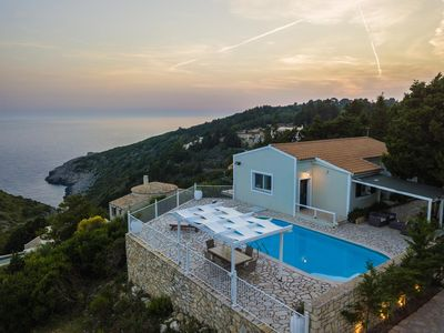 Photo for Bougazi Villa - Paxos Retreats
