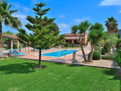 Photo for Villa in Inca with Pool 044