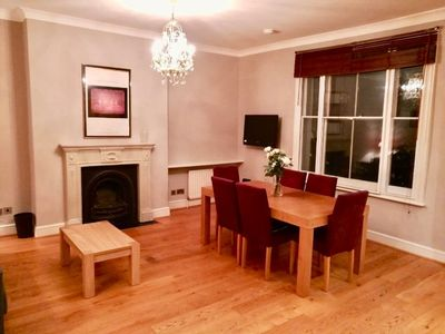 Photo for Spacious 2 Bedroom Apartment Earl's Court HFS14