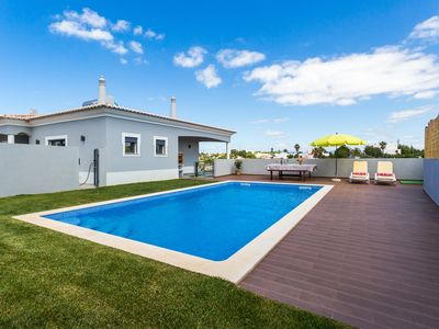 Photo for Newly constructed three bedroom villa in walking distance of Carvoeiro