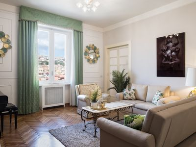 Photo for Piazza Carità Grand Apartment
