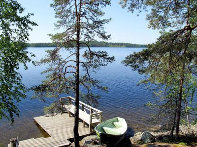 Photo for Vacation home Kalliotupa (FIJ113) in Tuusniemi - 4 persons, 2 bedrooms