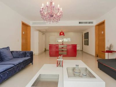 Photo for Apartment in Playa del Carmen with Parking, Internet, Air conditioning, Pool (909728)