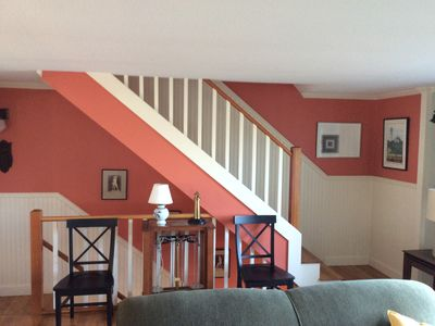 Photo for Spacious Ptown Townhouse Steps to Town and All Ptown Has to Offer.