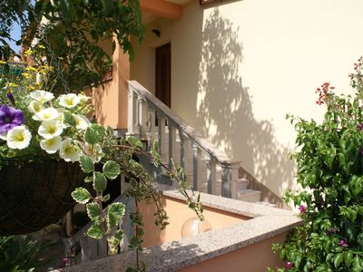 Photo for Accommodation with air conditioning, satellite TV, internet and garden - for 2-3 persons
